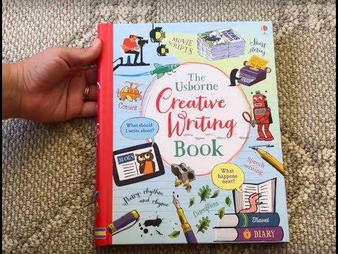 The Usborne Creative Writing Book🖊 Usborne Books & More