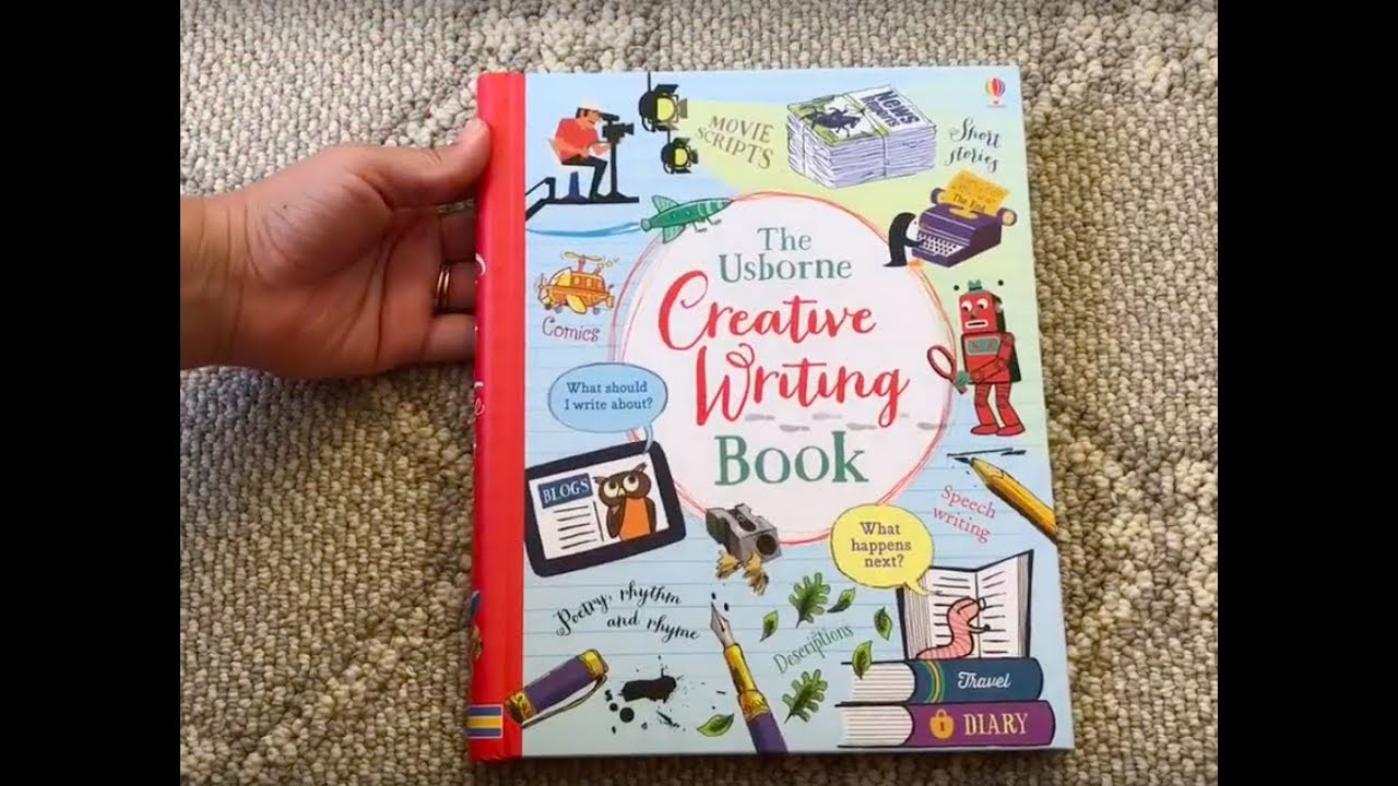 how to be more creative in writing