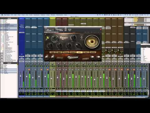 Mixing With Mike Plugin of the Week: Waves Maserati GRP