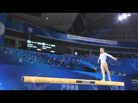 Raluca Haidu - 2011 Worlds - AA BB