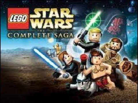 Как скачать LEGO STAR WARS TCS на андроид