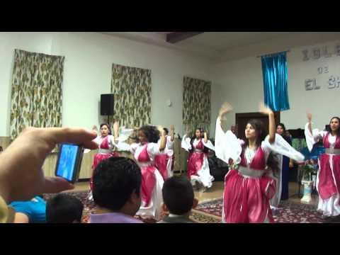 Cancion Feliz Iglesia de Dios El Shaddai