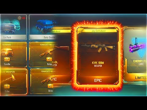 TRIPLE PLAY FREE DLC WEAPON BRIBE UNLOCKED + SHADOW MAN BOSS FIGHT CHALLENGE.. (BLACK OPS 3)