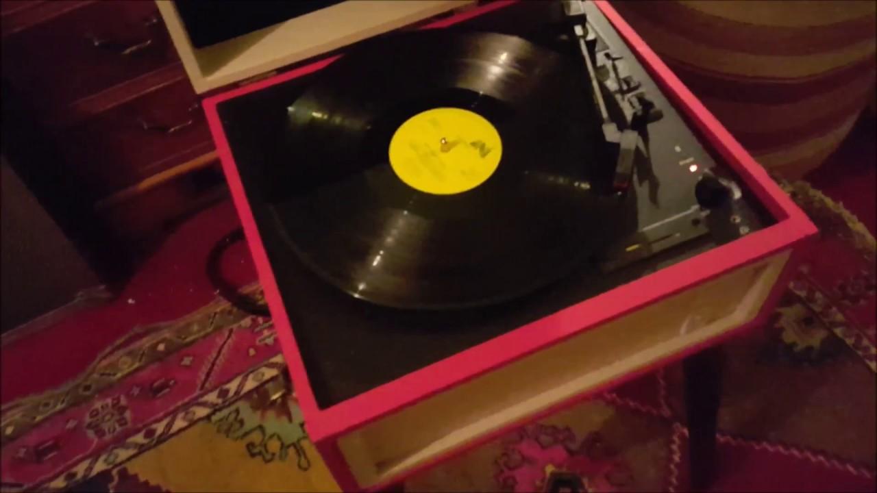 aldi record player