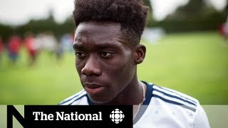 Alphonso Davies' move to Bayern Munich imminent for record deal