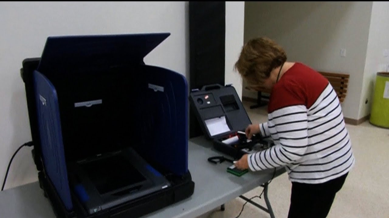 Could the 2016 Election Be Stolen with Help from Electronic Voting Machines?