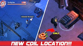 Week 2 New Abandoned Factory   Where To Get Coil! LDOE Season 17   Last Day On Earth: Survival ...