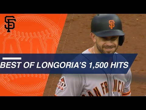 Longoria's most memorable hits en route to 1,500