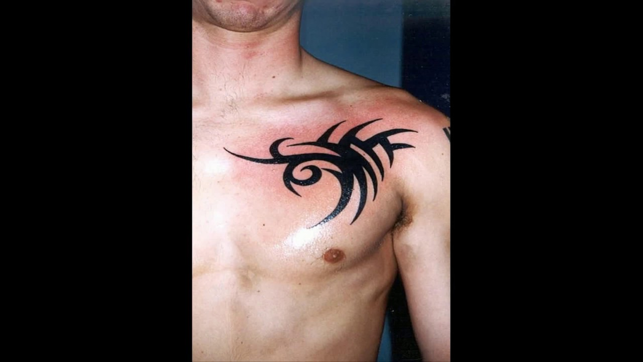 Small Tattoos For Men On Chest