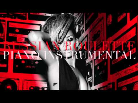 Rihanna - Russian Roulette (Piano Instrumental by M. Wivolin)