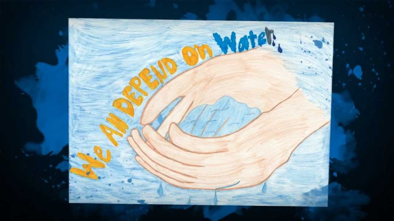 South East Water National Week Poster Competition 2013