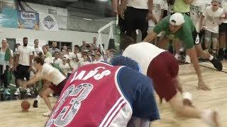 LNU GOT EXPOSED GOOD LORD! NBA PLAYERS vs KIDS NO MERCY!!!