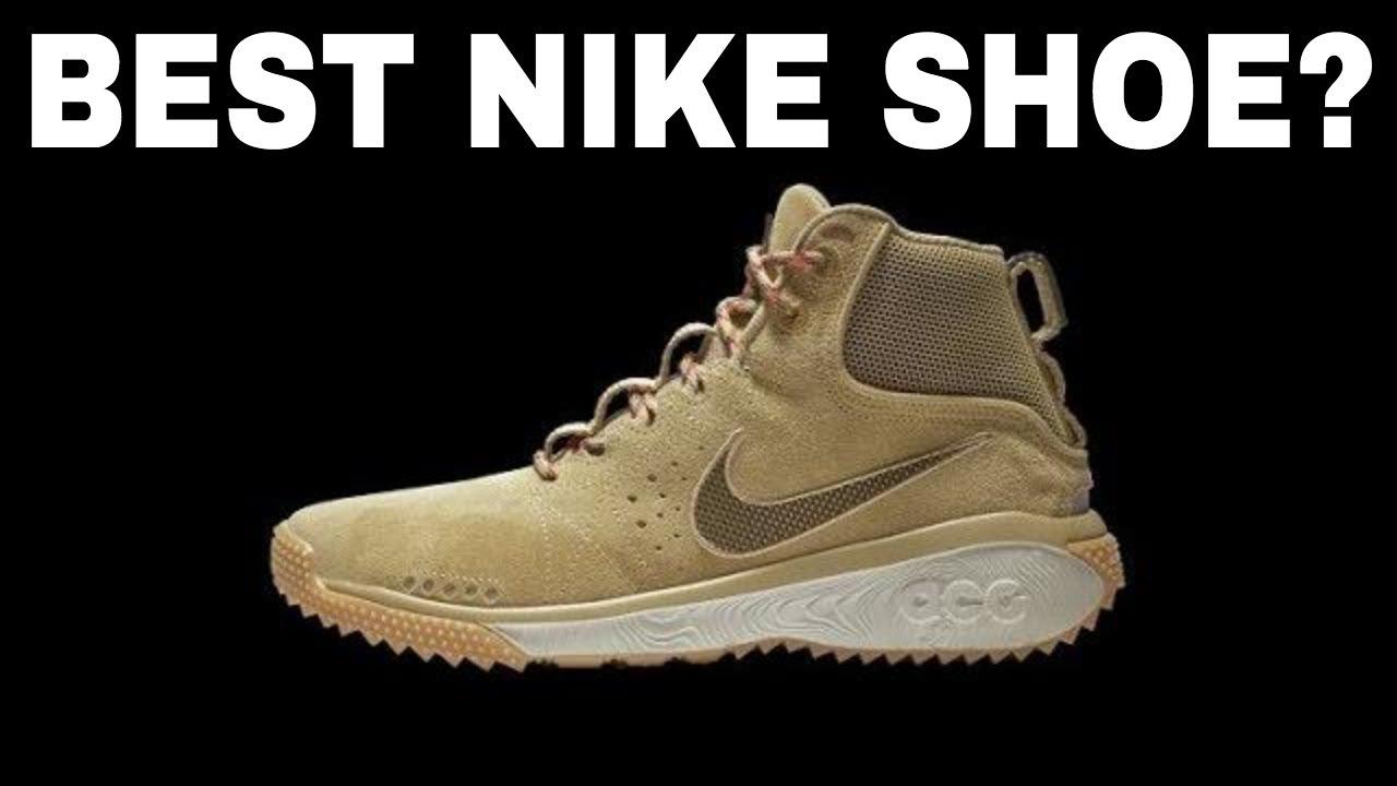01332e0452af Nike ACG Angels Rest Men s Shoe Review - YouTube