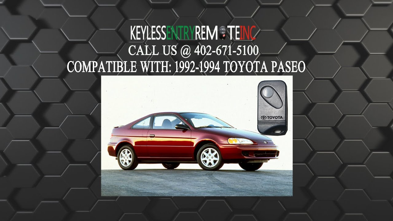 maxresdefault 100 [ toyota paseo repair manual ] 1997 toyota camry radio 1992 toyota paseo wiring diagram at soozxer.org