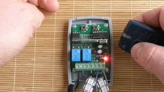 bft remotes learning with universal receiver