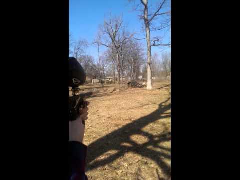 Shooting an XSV 06 Ego