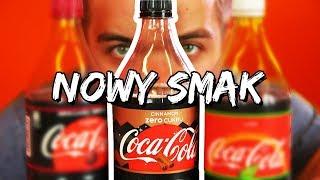 Próbujemy NOWY SMAK Coca-Coli - HASZTAGI