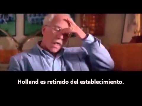 Mr. Holland partes importantes