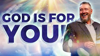 God is FOR You! - Propнetic Word from Pastor Rod Parsley