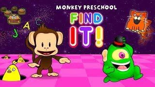 Monkey Preschool Find It - Spot the difference with Milo! (THUP Games) - Best App For Kids