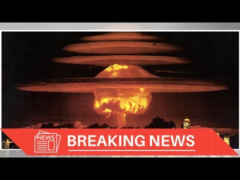 [Breaking News] How to know if a nuclear bomb Is Coming