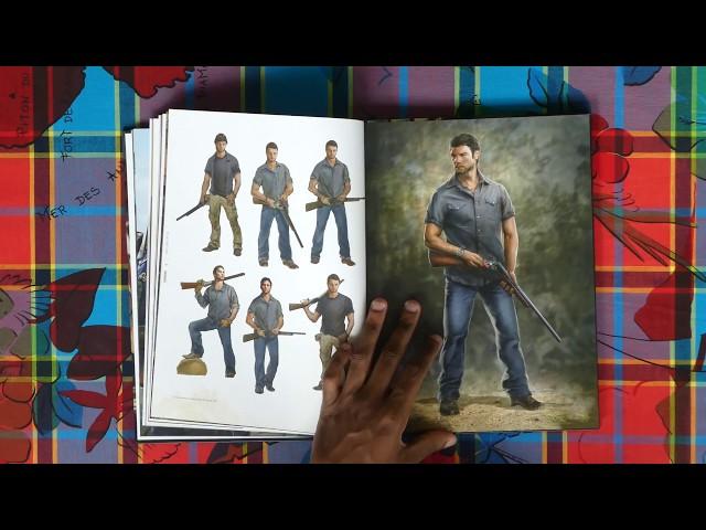 📦 Unboxing : L'Artbook Officiel de The Last Of US !
