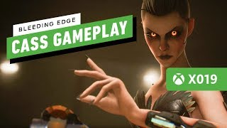 Bleeding Edge: 10 Minutes of New Character Gameplay - XO19
