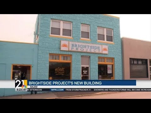 Brightside project gets new building