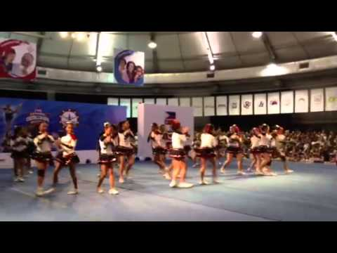 2013 Southeast Asia Cheerleading Open TEAM PILIPINAS ALL-GIRLS