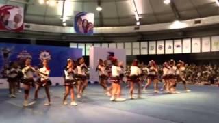 2013 Southeast Asia Cheerleading Open TEAM PILIPINAS ALL-GIRLS