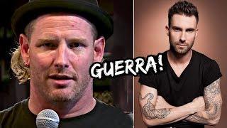 Baixar Corey Taylor ARREMETE contra Adam Levine (Maroon 5)