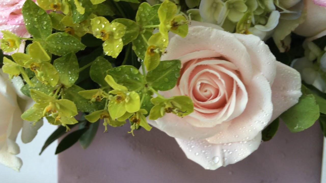 Mẫu hoa chúc mừng 20/10 | cách cắm hoa 20/10 | giỏ hoa tặng 20/10 | Hoa đẹp 20/10