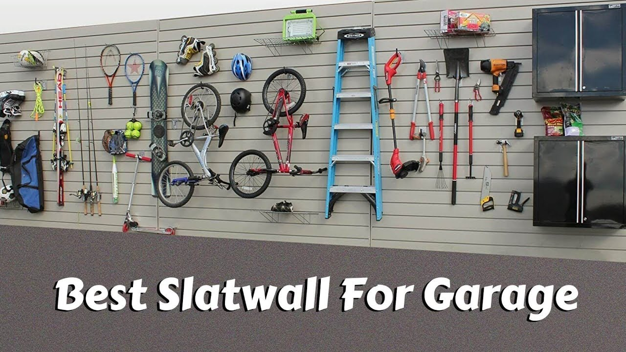 Best Slatwall For Garage Top 5 In 2021 You