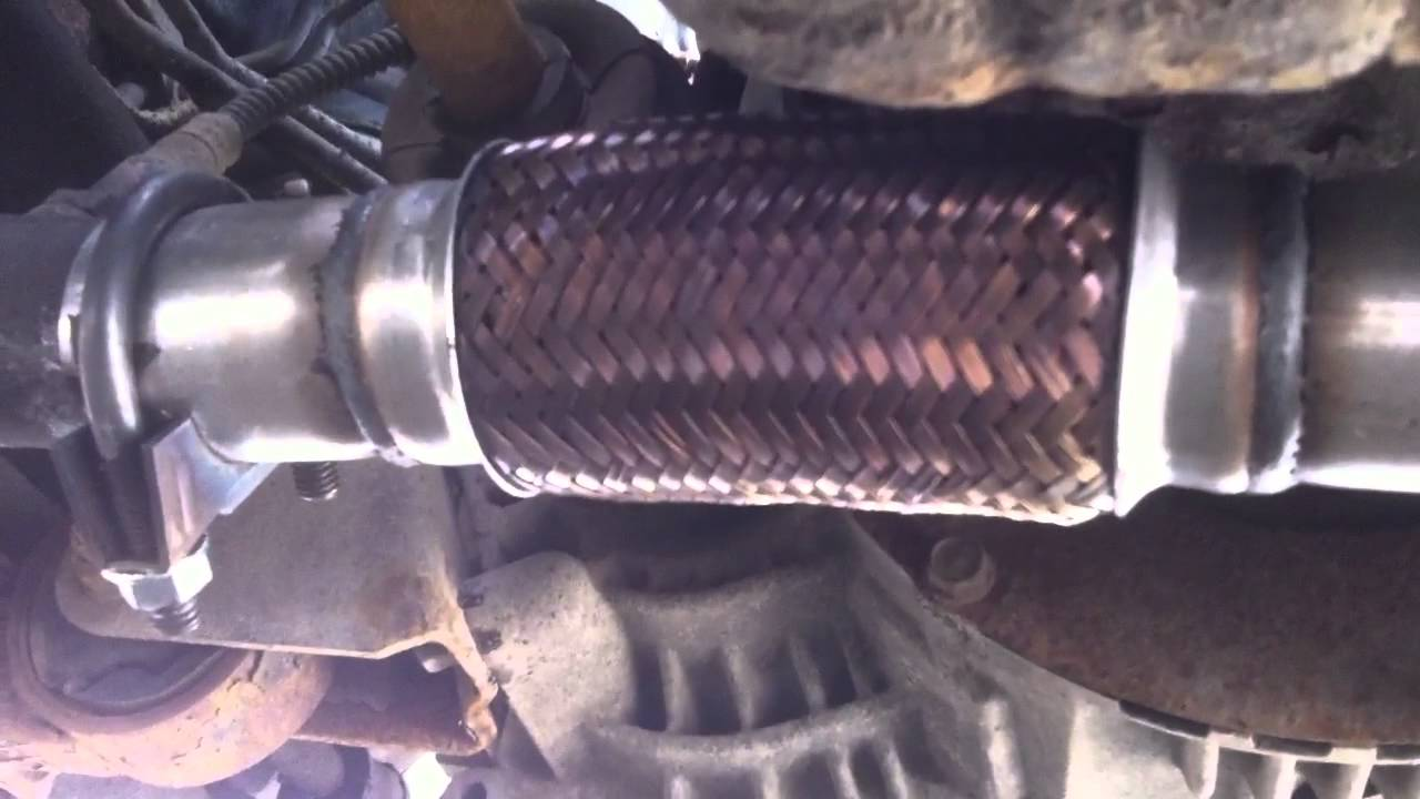 Maxresdefault on 2002 Hyundai Elantra Exhaust Flex Pipe