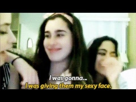 Camren (fifth Harmony) Twitcam Days. (60k Subscribes Special)