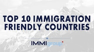 Top 10 Immigration Friendly Countries - (Australia)
