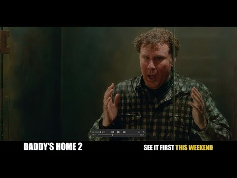 Daddy's Home 2 | Shower | Paramount Pictures UK