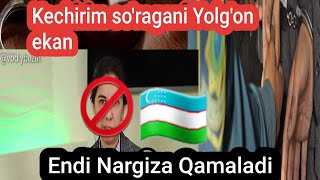 Nargiza Saidova Musulmonlardan Yolg'ondan kechirim so'rabti|Наргиза Саидова Кечирим Сорагани Йолгон