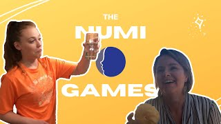 Two Teachers Try Quick Challenges | The Numi Games Episode 2