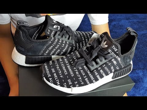 c13bbf4d99fd8 Why Is This NMD Still Sitting  Adidas NMD R1 Blackout 2018 Restock Review!