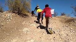San Tan Mountain Hike, Queen Creek, Arizona - Goldmine trail