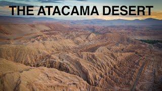EXPLORING ATACAMA DESERT | Van Life Chile
