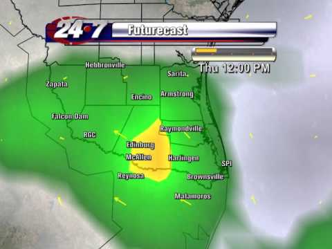 Bryan Hale's Weather Forecast for the Rio Grande Valley