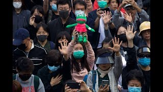 12/3【美国观察】美议员与NGO回应北京报复美国涉港法案