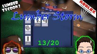 Roblox - Lumber Tycoon 2 - Lumber Storm 13/20