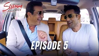 Steering with the Stars, Episode 5 - Wasim Akram
