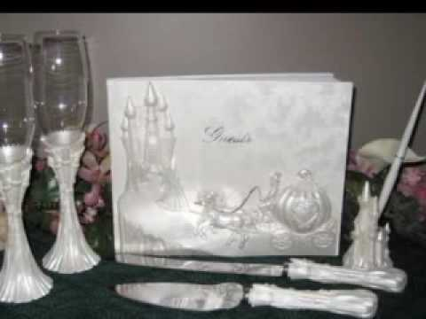 Cinderella Wedding Theme Accessories YouTube