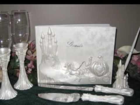 Cinderella Wedding Theme Accessories Youtube