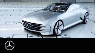 "Mercedes-Benz TV: Intelligent Aerodynamic Automobile – the ""Concept IAA""."