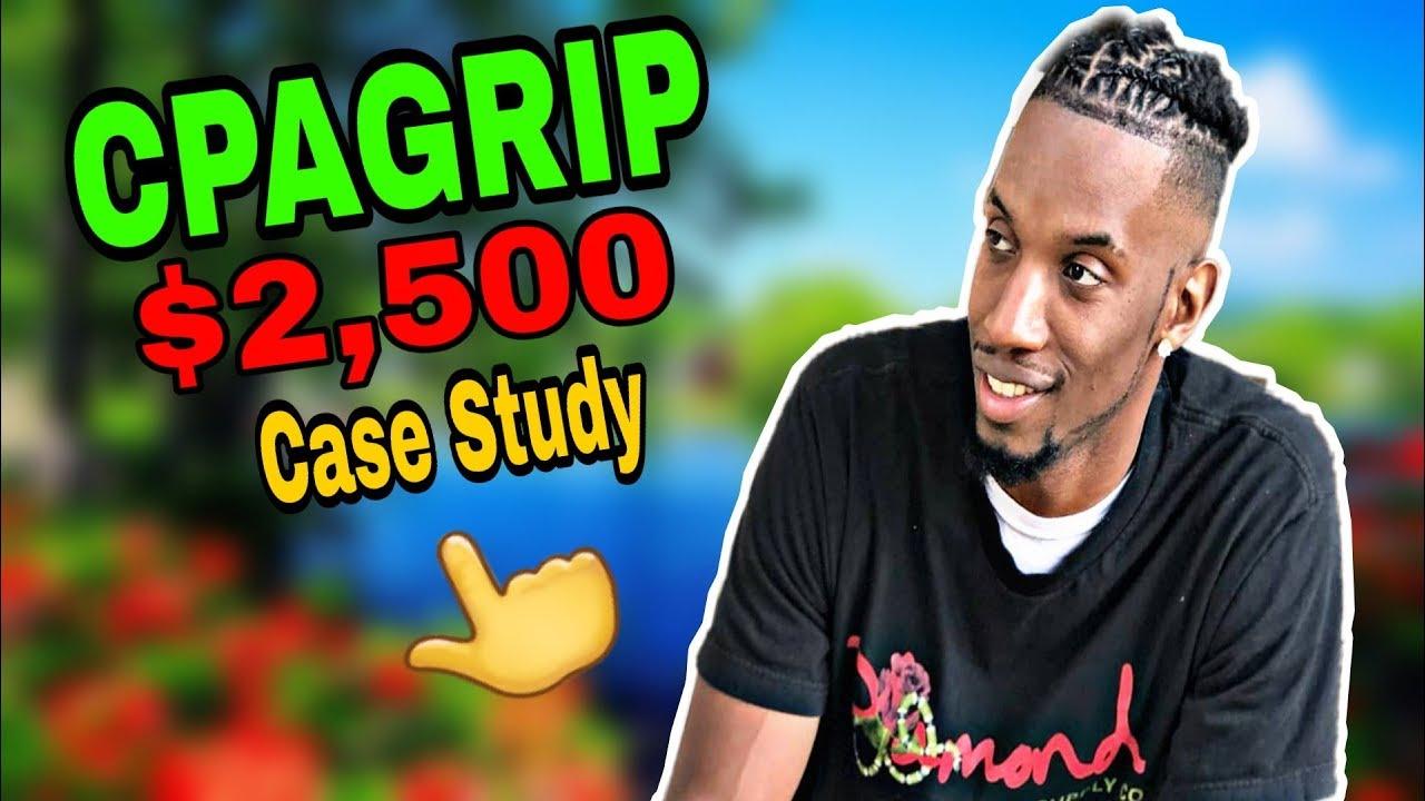 cpagrip case study